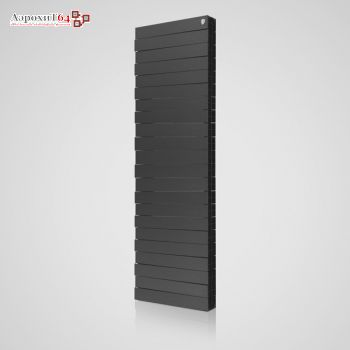 Биметаллический радиатор Royal Thermo Pianoforte Tower Noir Sable (18 секций)
